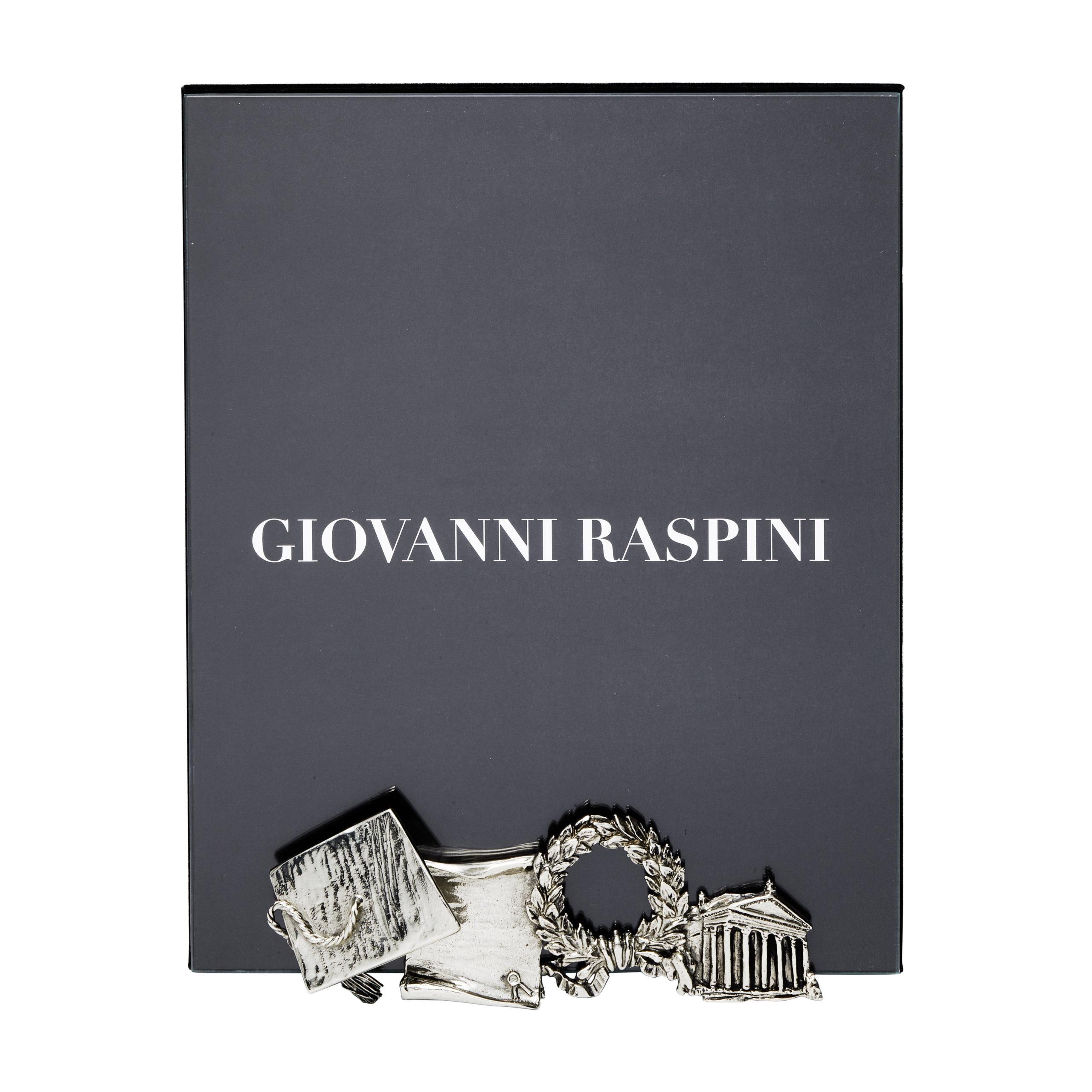 Portafoto Giovanni Raspini B0662 Glass frame