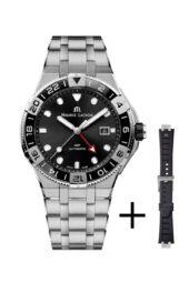 Maurice Lacroix aikon venturer GMT Automatico AI6158-SS00F-330-A