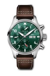 IWC Pilots Watch Chronograph IW388103