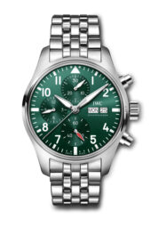 IWC Pilots Watch Chronograph IW388104