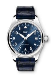 IWC Pilot's Watch 36 mm Donna Blu IW324008