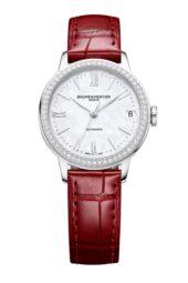Baume & Mercier Classima Lady Donna Automatico diamanti 10546