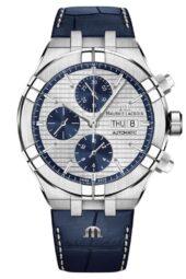 Maurice Lacroix AIKON Chronograph blu AI6038-SS001-131-1